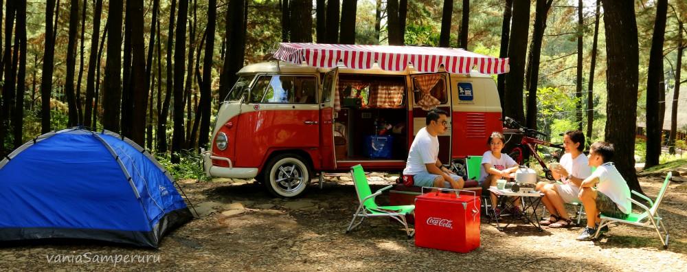 Jakarta VW Campervan