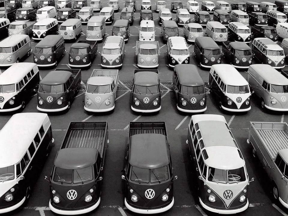 A Brief History Of The Beloved Vw Campervan Jakarta Vw