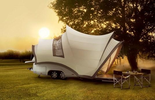1 Opera House Camper Tent 1