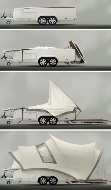 1 Opera House Camper Tent 2