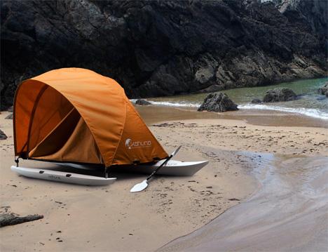 5 Kayak tent 1