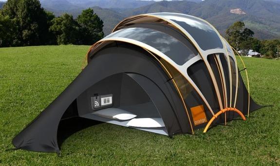 6 Solar tent 1
