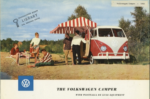 A 1960 advertisement from Westfalia.