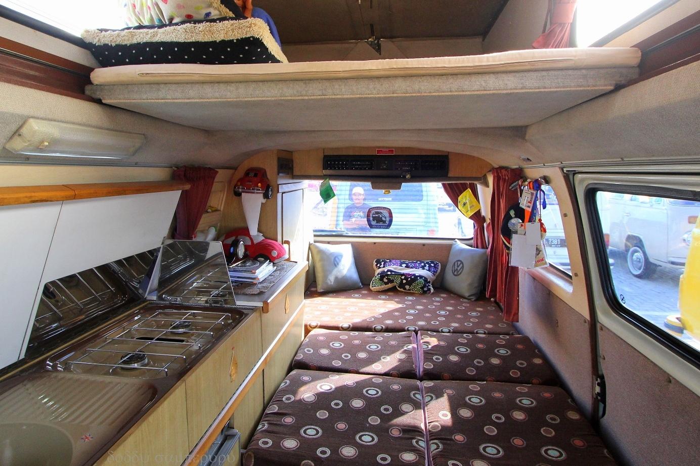 August 2014 Jakarta VW Campervan