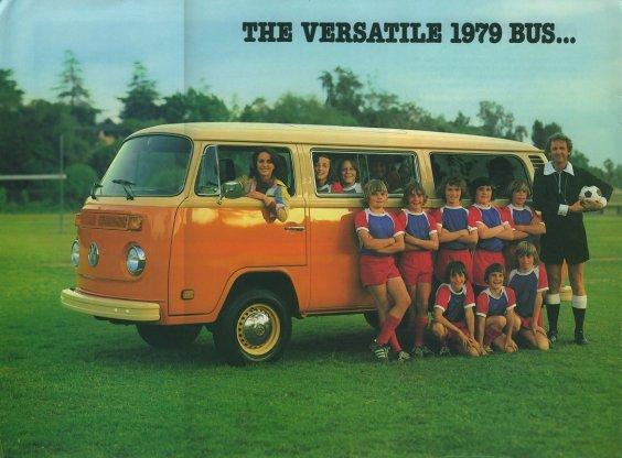 The versatile 1979 Bus