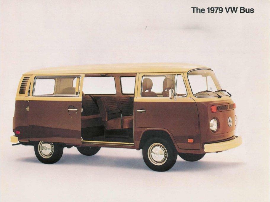 1979 Volkswagen bus