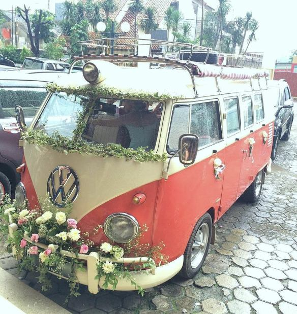 Wedding car 3
