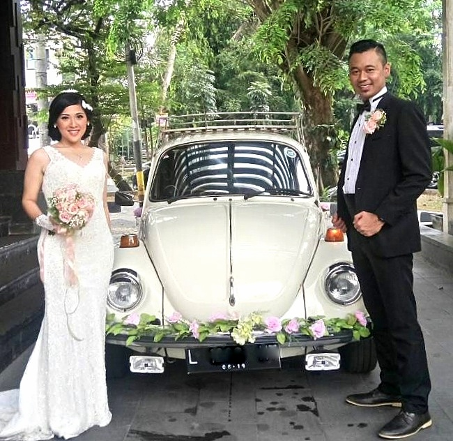 Wedding car 4