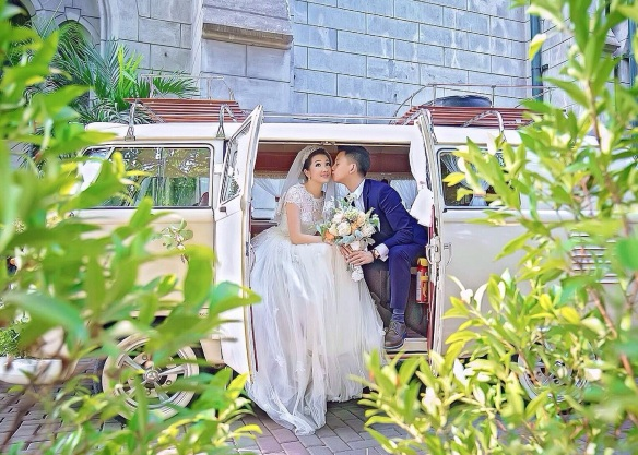 Wedding car 5