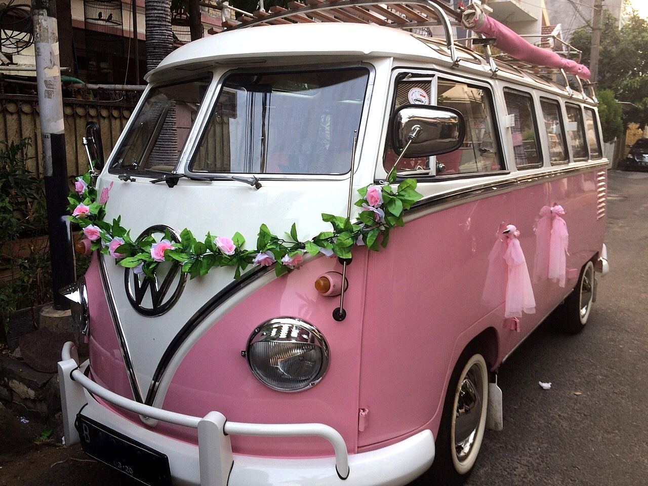 Wedding car 7