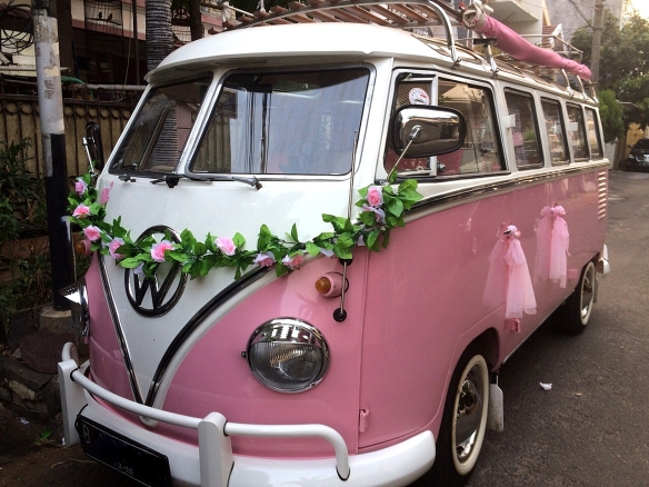 Wedding car 7