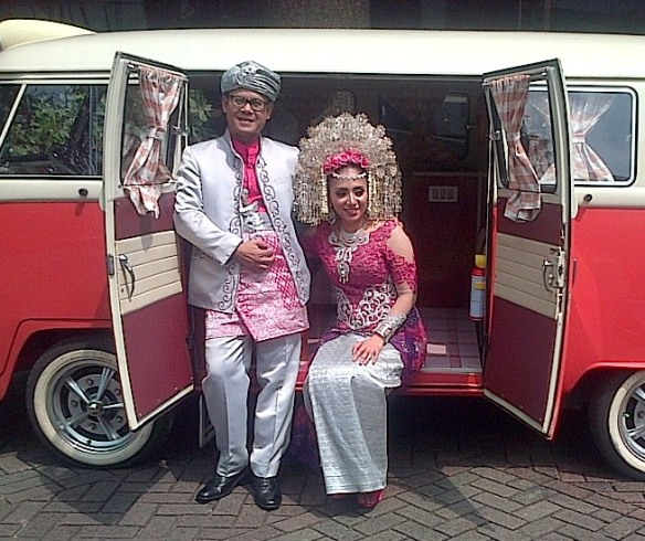Wedding car 9